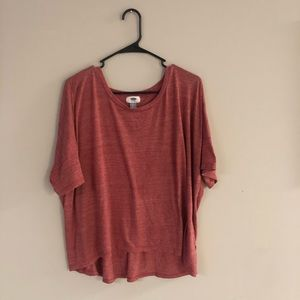 Old navy cozy top